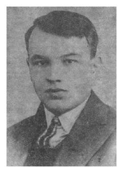 Józef Czechowicz Wiersze Wybrane