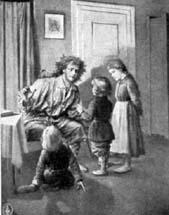Dziady cz. IV - ilustracja  (12838 bytes)