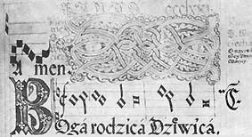 Fragment odpisu